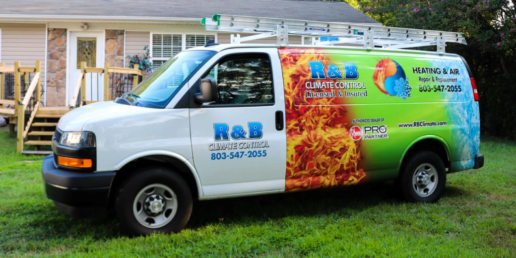 Air Conditioner repair and installation in Fort Mill and Rock Hill, SC